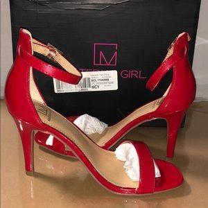 [151] Material Girl Blaire6 Slim Heel 7.5M
